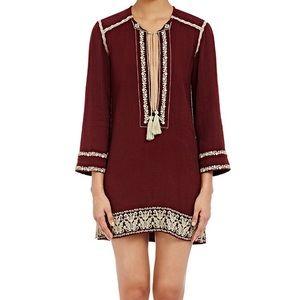Isabel Marant Etoile Varyia Embroidered Dress
